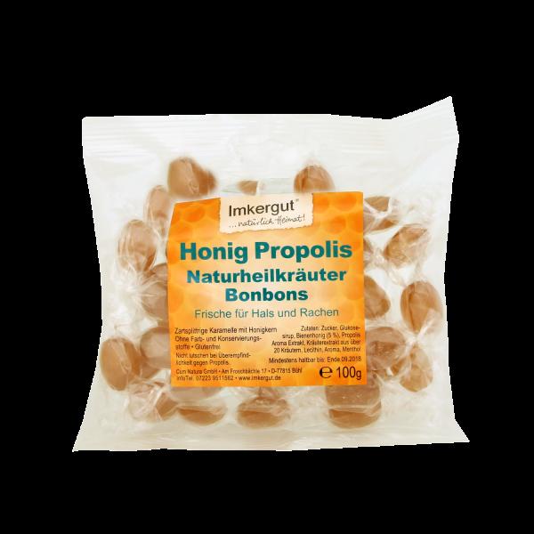 Propolis Honig Bonbons